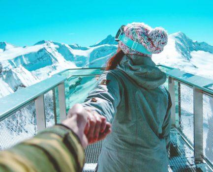 Randka na nartach